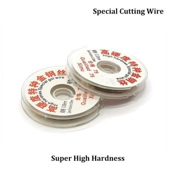 0.03MM-0.08MM HIGH HARDNES CUTTING WIRE XIMU