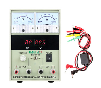BK-1501N USED 2IN1 POWER SUPPLY