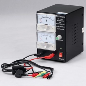 1501 ANALOG POWER SUPPLY
