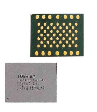 32GB NAND FLASH MEMORY IC CHIP IPHONE 6PLUS