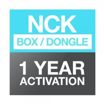 NCK DONGLE YEARLY ACTIVATION