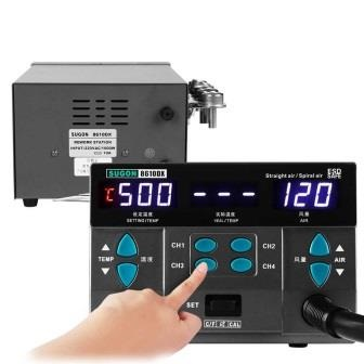 8610DX SMD REWORK STATION SUGON