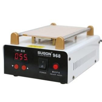 SUGON 968 BUILT IN PUMP GLASS SEPARATOR MACHINE