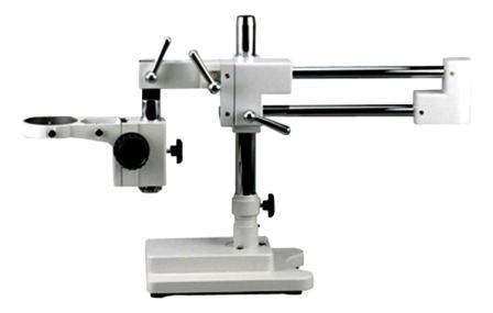 AK31 DOUBLE ARM BOOM MICROSCOPE STAND