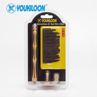 YOUKILOON CHIP REWORK BLADE KIT 43IN1