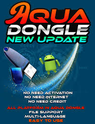 AQUA DONGLE SOFTWARE TOOL