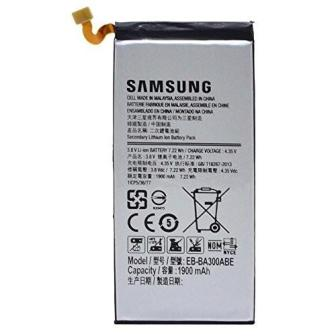 A3 BATTERY SCS SAMSUNG