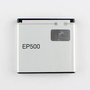 EP500 BATTERY GALILIO SONY