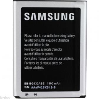 G130 BATTERY SAMSUNG
