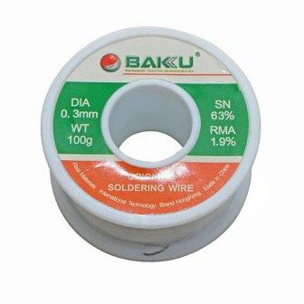 BK-100G 0.3MM LEAD ROLL BAKU