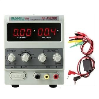 BK-1502DD 0-15V POWER SUPPLY BAKU