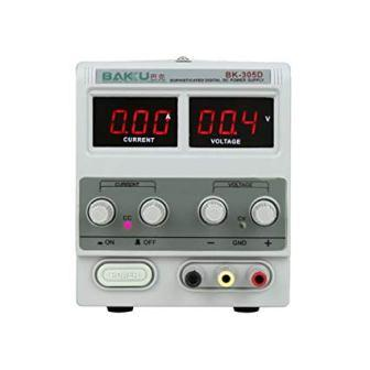 BK-305D 5AMP POWER SUPPLY BAKU
