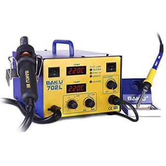 BK-702L BAKU HOT AIR GUN DIGITAL