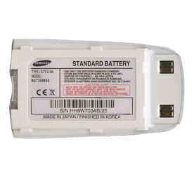 N620 BATTERY SAMSUNG