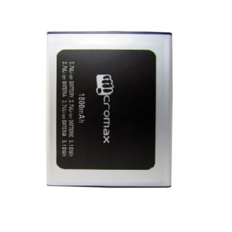 X102 BATTERY MICROMAX