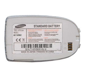 X480 BATTERY SAMSUNG