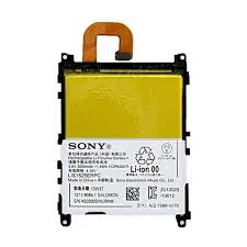 Z1 LT39H BATTERY GVBT SONY