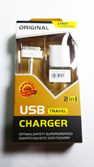 JX-004 4G 4S 2IN1 CHARGER KM