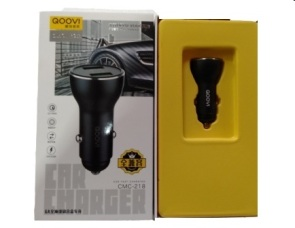 CMC-218 CAR CHARGER QOOVI