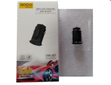 CMC-221 CAR CHARGER QOOVI