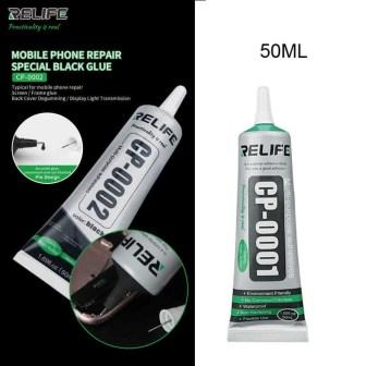 CP-0002 50ML BLACK GLUE RELIFE