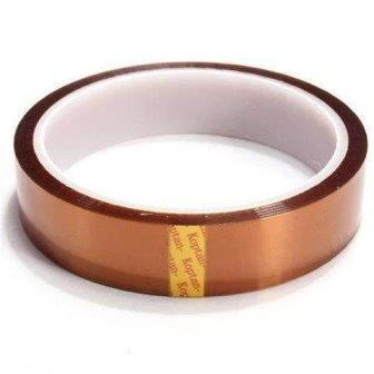 2CM X 33M HIGH TEEMPERATURE RESISTANT MASKING TAPE