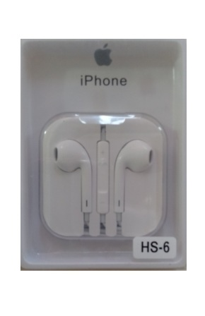 HANDSFREE SM-5 APPLE SAME ORIGINAL