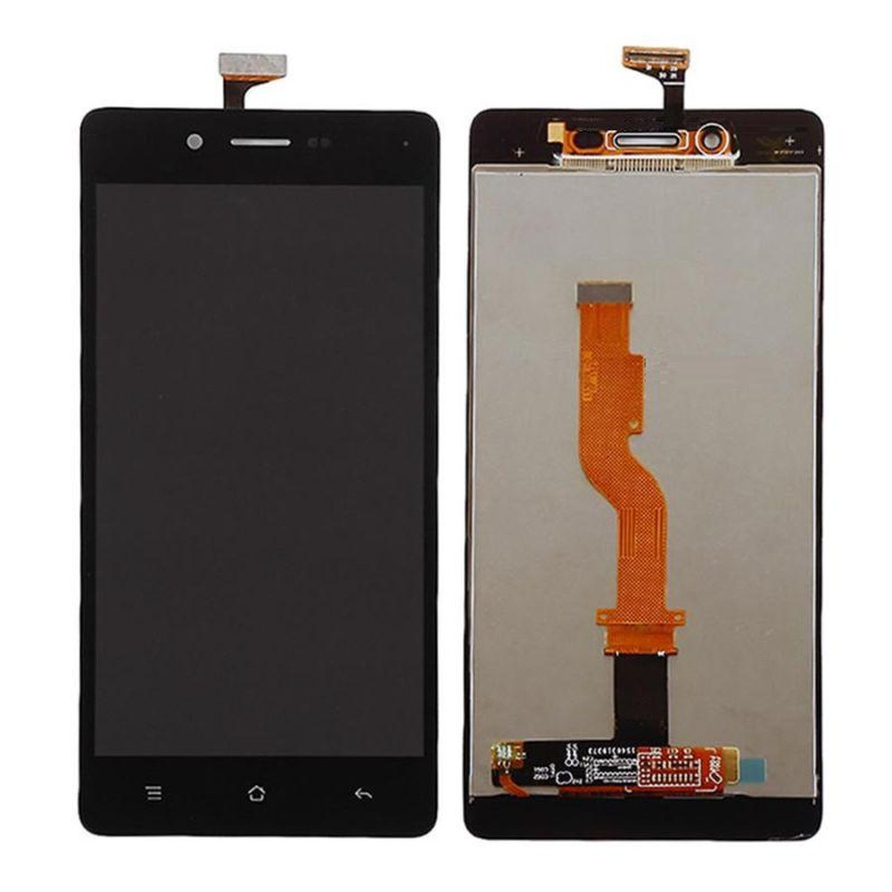 A33 LCD BLACK COMPLETE OPPO