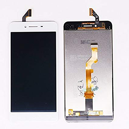 A37 LCD WHITE COMPLETE OPPO