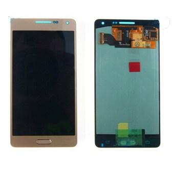A5 LCD GOLD HI-B(-) COMPLETE SAMSUNG