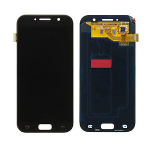 A720 A7 2017 LCD BLACK COMPLETE SAMSUNG