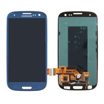 I8190 LCD BLUE WITH FRAME SAMSUNG