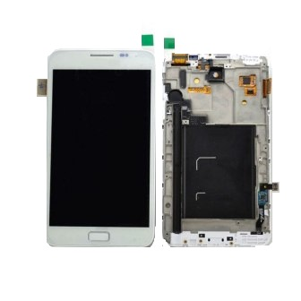 N7000 NOTE LCD WHITE SAMSUNG