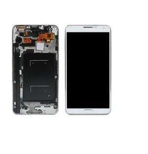 N9000 NOTE3 LCD WHITE HI-A COMBO SAMSUNG