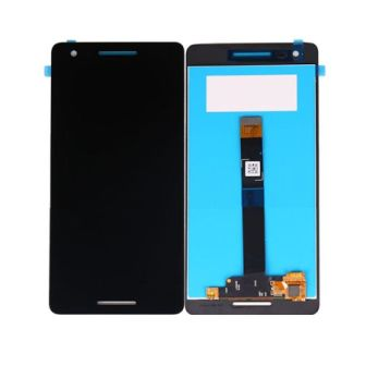 NOKIA 2.1 LCD BLACK COMPLETE