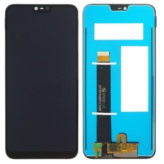 NOKIA 6.1 PLUS LCD BLACK COMBO ORIGINAL