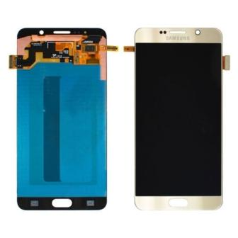 NOTE 5 LCD GOLD SAMSUNG