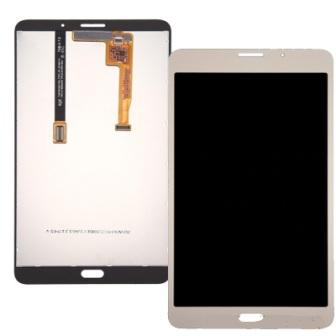 T285 LCD GOLD COMPLETE TAB SAMSUNG