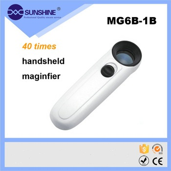 MG6B-1B 40X MAGNIFIER WITH LIGHT