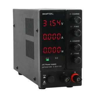 WANPTEK NPS306W MINI 4 DIGIT 30V 6A POWER SUPPLY