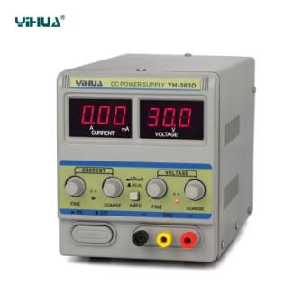 303D 3 AMPIRE YIHUA POWER SUPPLY DIGITAL