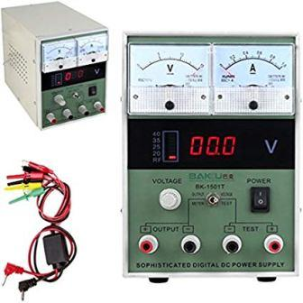 BK-1501T ANLOG DIGITAL POWER SUPPLY