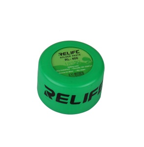 RL-400 HIGH QUALITY SOLDER PASTE/ FLUX RELIFE