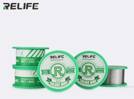 RL-441 LEAD ROLL 0.3MM RELIFE