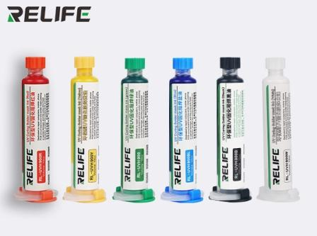 RELIFE RL-UVH900 GREEN HIGH QUALITY UV SOLDER MASK