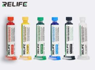 RELIFE RL-UVH900 YELLOW HIGH QUALITY UV SOLDER MASK