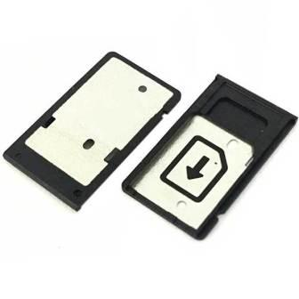 Z4 SIM CARD HOLDER TRAY / SIM DOOR SONY