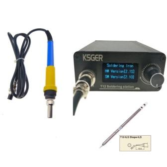 KSGER T-12 V2.01 ABS  TIP SOLDERING IRON / BOUTH
