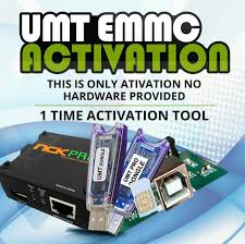 UMT EMMC ISP TOOL ACTIVATION - WITHOUT HARDWARE