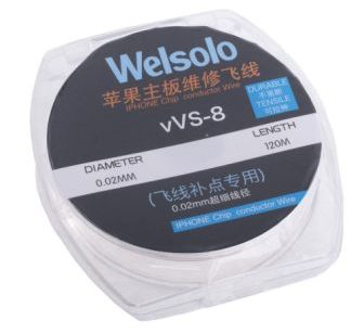VVS-8 120MM WELSOLO IPHONE CHIP CONDUCTOR WIRE
